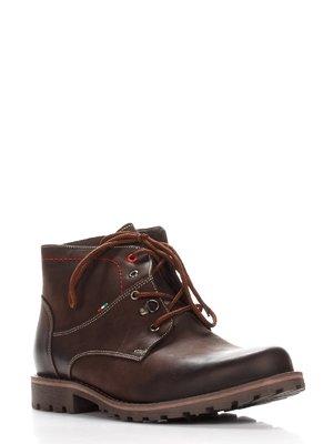 Черевики коричневі | 2996101