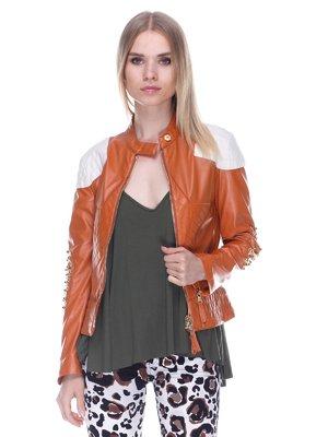 Куртка терракотовая - Denny Rose - 3478053