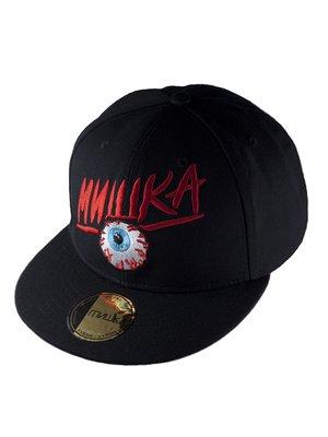 Бейсболка черная | 3488371