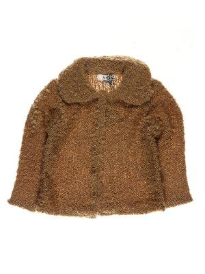 Кардиган коричневый | 3484869