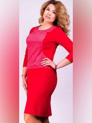 Сукня червона | 3195500