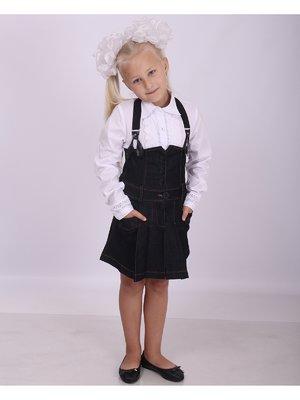 Сарафан шкільний чорний | 3493761