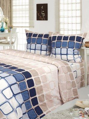 Комплект постельного белья двуспальный (евро) | 3495043