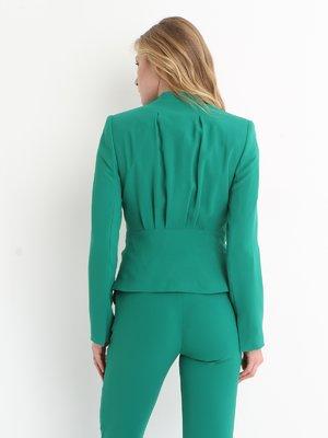 Жакет зелений | 3500286