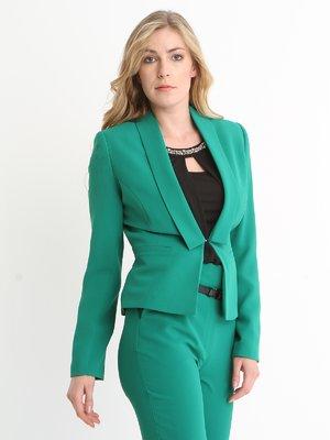 Жакет зеленый   3500286