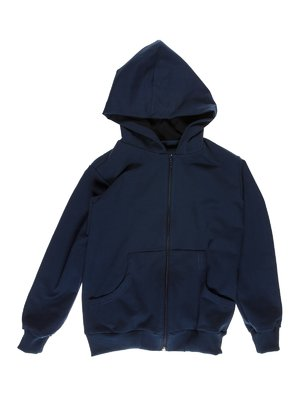 Толстовка синяя | 3481575