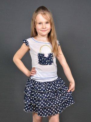 Костюм: футболка и юбка | 3271824