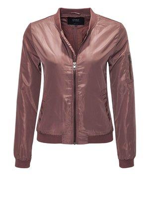 Куртка фіолетова | 3501842
