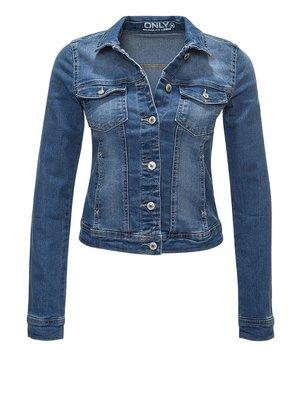 Куртка синяя джинсовая | 3501889