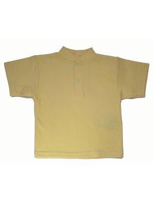 Футболка-поло жовта | 3502642