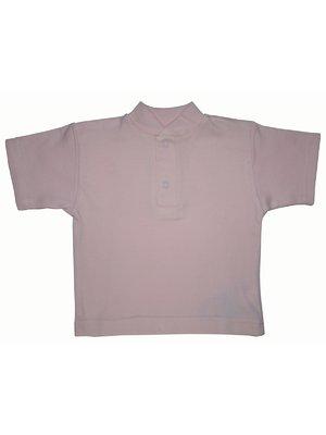 Футболка-поло рожева | 3502656
