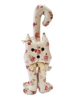 Подушка декоративна «Кіт» (40 см) | 3463522