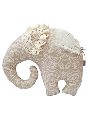 Подушка декоративна «Слон» (33 см) | 3463533