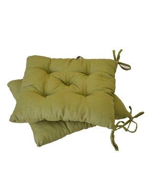 Подушка на стілець (40х40 см) | 3463535