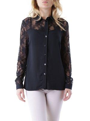Сорочка чорна | 3504179