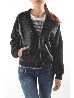 Куртка чорна | 3504331