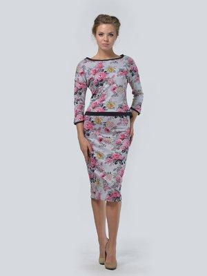 Комплект: джемпер и юбка | 3505444