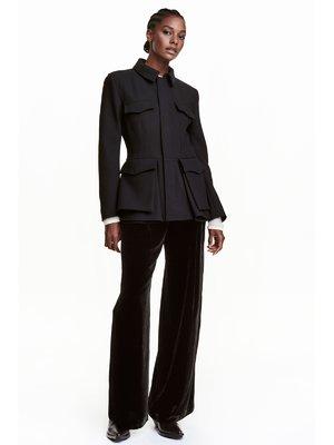Куртка чорна | 3386183