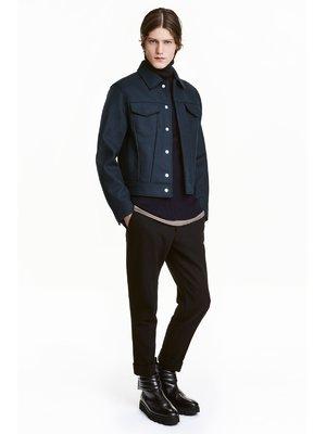 Куртка темно-синяя | 3401345