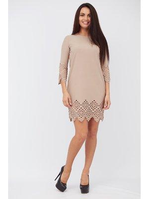 Сукня бежева | 3508709