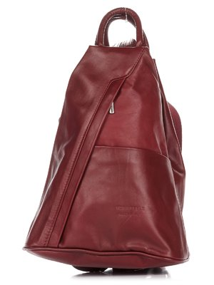 Рюкзак цвета марсала | 3505381