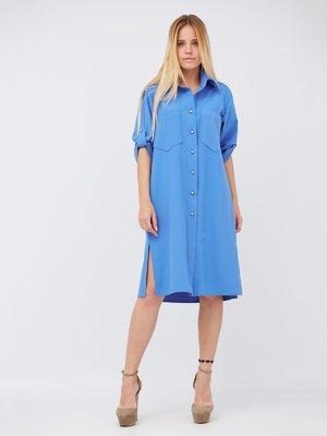 Сукня блакитна | 3511239
