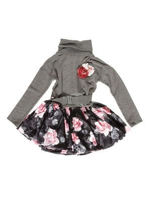 Платье комбинированное - Pinetti - 3507779