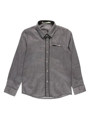 Рубашка серая | 3511326
