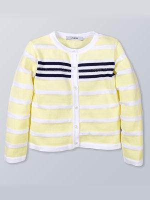 Кофта лимонного цвета | 3513060