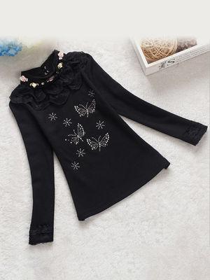 Блуза черная   3514932