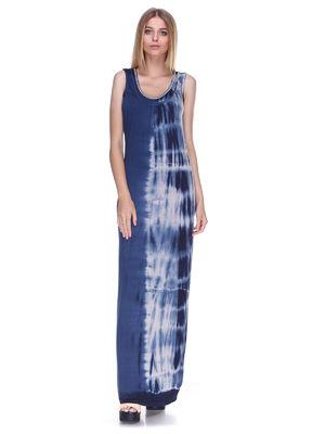 Сукня абстрактного забарвлення | 1978092