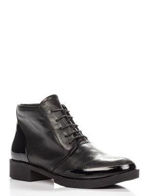 Ботинки черные | 3507706