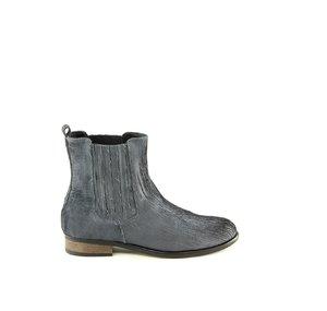 Ботинки синие | 3516303