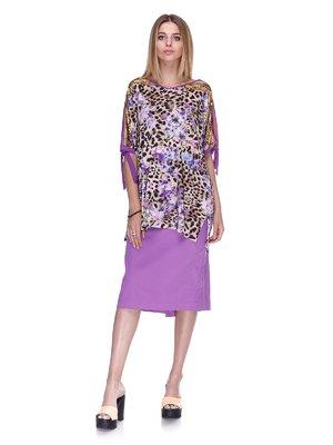 Комплект: блуза і спідниця   3487027