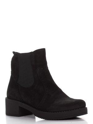 Ботинки черные | 3507691