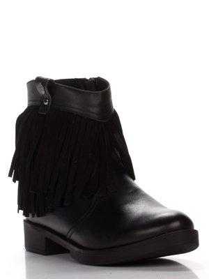 Ботинки черные | 3507717