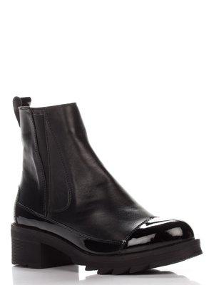 Ботинки черные | 3507707