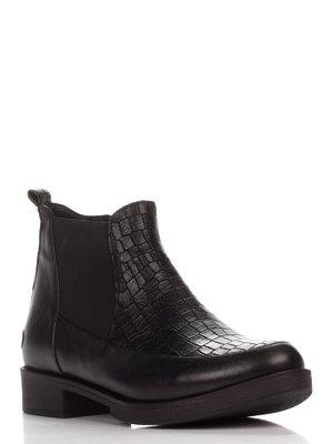 Ботинки черные | 3507718