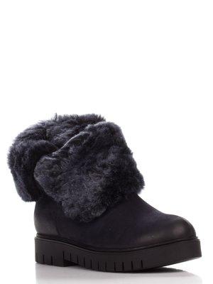 Ботинки синие | 3507705
