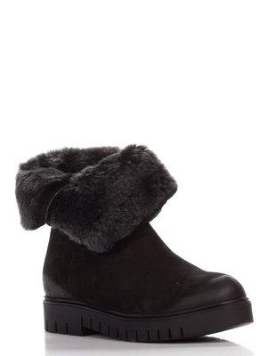 Ботинки черные | 3507704