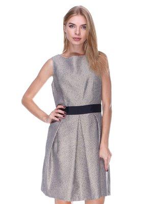 Платье серое | 3520409