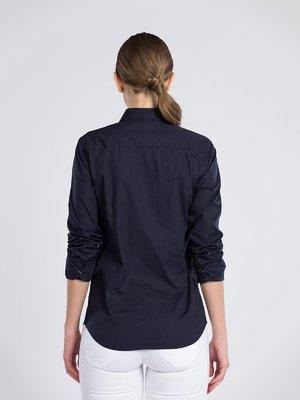 Рубашка темно-синяя | 3516751