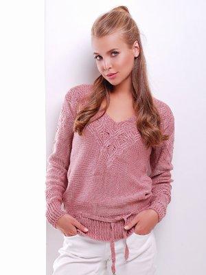 Пуловер рожевий   3521978
