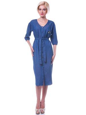 Сукня синя - Evercode - 2579036