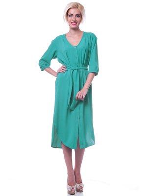 Платье зеленое - Evercode - 2579048