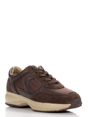 Кросівки коричневі | 2489797
