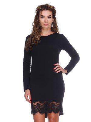 Платье с кружевом | 3086345