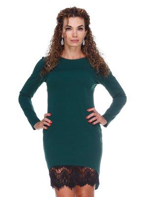 Платье с кружевом | 3086347