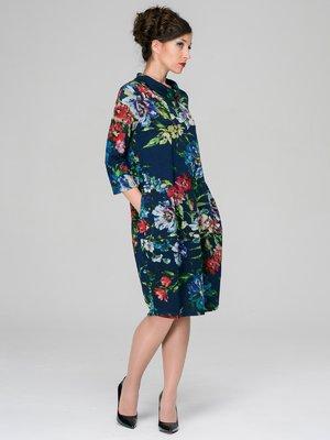 Платье цветочной расцветки | 3527635