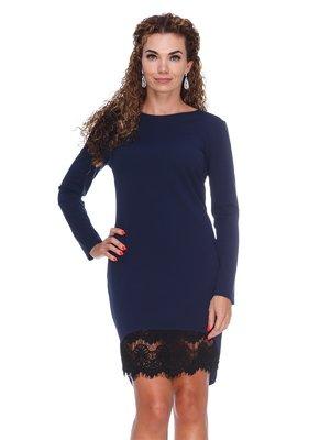 Платье с кружевом | 3086348